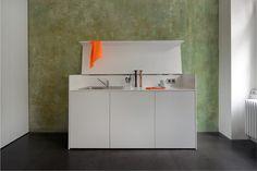 JAN RÖSLER ARCHITEKTEN, Simon Menges · Mini-Apartment