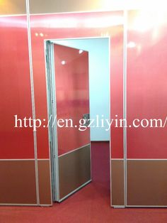 export010@gzliyin.com  Customized Soundproof Movable Partition With Door Photo, Detailed about Customized Soundproof Movable Partition With Door Picture on Alibaba.com. Movable Partition, Door Picture, Function Room, Sound Proofing, Clinic, Doors, Detail, Pictures, Home Decor