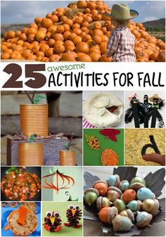 25 Things To Do With Kids In The Fall