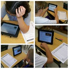 HoJos Teaching Adventures: Spreading the Good News! Using Non-Fiction Articles in the Classroom!  Uses iPad to read Good News articles (links provided)