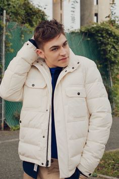 Hero Fiennes Tiffin for Woolrich After Libro 2, Beautiful Boys, Pretty Boys, Nike Air Zoom Spiridon, Hardin Scott, After Movie, Gq Style, Hero 3, Hero Wallpaper
