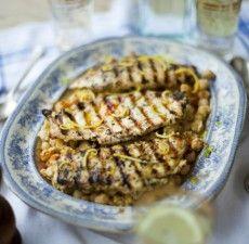 Lemon & Mint Griddled Chicken…