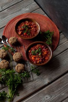 Red Lentil Soup with Coconut Flour Muffins | Green Spirit Adventures