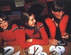 1978, Diana far right