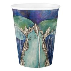 whale tail paper cup - decor gifts diy home & living cyo giftidea