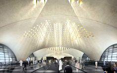 Kuwait International Airport Building