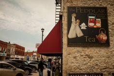 Exploring Beautiful Downtown Paris   Ontario's Prettiest Little Town