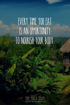 💚 Keep yourself healthy and your body will thank you for it. #MacaTeam #health #quote