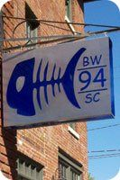 Blue Water Seafood... Outraguosly good things from the ocean... Flavors beyond description are crafted in this fine lil Asheville seafood establishment.. come SEA for yourself.. #FunkyBizOfTheWeek