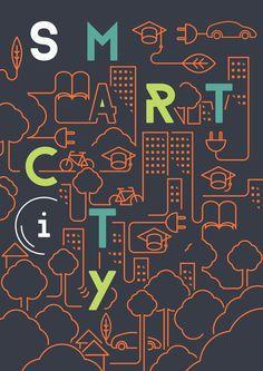 Smart City on Behance