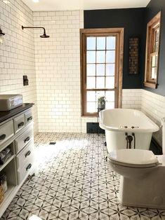 Bathroom decor for the master bathroom renovation. Discover bathroom organization, master bathroom decor ideas, master bathroom tile tips, bathroom paint colors, and more. Bathroom Styling, Bathroom Storage, Bathroom Interior, Bathroom Ideas, Bathroom Organization, Bathroom Designs, Bathroom Inspiration, Bath Ideas, Simple Bathroom
