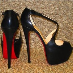 Christain Louboutins must own a pair!