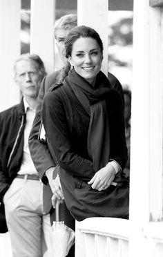 Princess Kate looks gloriously happy in Canada on her first overseas trip as a Royal newlywed. Kate and Wills toured Canada for nine days before traveling on to Hollywood, California.