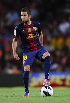 Jordi Alba ❤❤