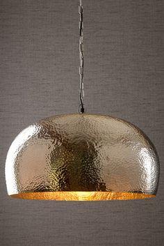 hammered_nickel_dome_pendant_light_desresdesign.jpg (334×500)