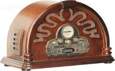 cód.105.005 RADIO CAPELA CD/USB/MP3/SD 110/220 46x29x31