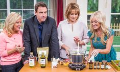 .@HomeandFamilyTV - @Gorgeously Green's Homemade Lavender Hand Salve | Hallmark Channel