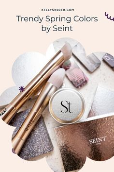 Check out the top trending colors for eyes, cheeks, lips and an overall natural look this spring! Trendy Spring Blush Colors from Seint perfect to give you a refreshing light look. Here are my tips for what look is trending this season. Looking for the trending or hottest colors for the spring season? You can rely on Seint to bring you high quality makeup that is always on trend! Discover your fast and flawless makeup routine today! Contour Makeup, Flawless Makeup, Diy Beauty, Beauty Hacks, Contouring For Beginners, Best Bronzer, Maskcara Beauty, Simple Eye Makeup, Spring Makeup