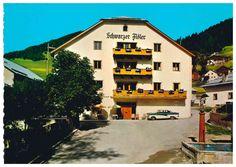 Aus dem Gasthof wurde schon bald eine Pension, und aus der Pension ein Hotel, das Haus hat eine lange Geschichte zu erzählen