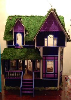 Custom Victorian Faerie Dwellings Large by FaerieFienndes on Etsy,