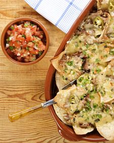 This recipe for pulled pork is courtesy of Emeril Lagasse and is used to make his Crazy Nachos.