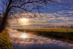 Landscape Leusden, Netherlands