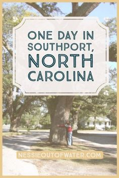 One Day in Southport Southport North Carolina, Oak Island North Carolina, Visit North Carolina, North Carolina Coast, North Carolina Vacations, Carolina Beach, Holden Beach North Carolina, Vacation Trips, Day Trips