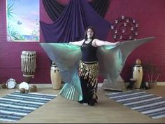 The Isis Wings with Phoenix Instructional DVD trailer