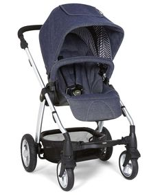 Sola² MTX - Blue Denim - Sola2 MTX - Mamas & Papas - bought by Mum and Dad