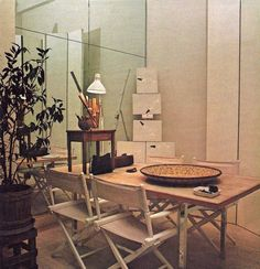 Home of Elsa Peretti from The NYT Book of Interior Design and Decoration, 1976