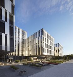 Hufton + Crow   Projects   Fornebuporten