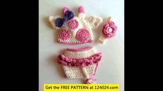 crochet diaper cover skirt