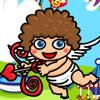 Busy Cupid Game Online. Help Cupid find soul mates for Valentines Day in this fun game. Play Free Fun Busy Cupid Games.
