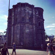 Porta Nigra #unesco #patrimoniomundial