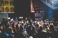 Village Underground is a creative incubator space, a coworking community and a creative events destination in Lisbon.