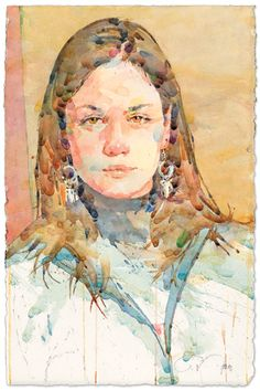 Ted Nuttall on How to Paint a Successful Painting—and Bonus Watercolor Portrait Gallery on http://www.artistsnetwork.com