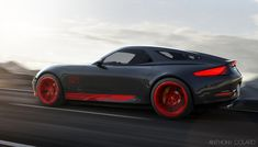 Anthony Collard imagines what a Porsche 928 inspired sports coupe would look like. We explain why Porsche should build it! Porsche 928, Porsche Truck, Porsche 2017, Porsche Sports Car, New Porsche, Audi, Porsche Sportwagen, Singer Porsche, Vintage Porsche