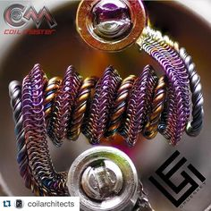 Look at this build, coil porn
