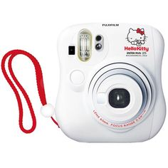 Hello kitty Polaroid camera... <3