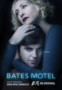 A&E's Bates Motel Season 3 is set to premiere this upcoming Monday March 2015 at ET/PT. This season teases even more creepiness from returning cast members Freddie Highmore, Vera Farmiga and Max Thieriot. Motel Bates, Bates Motel Season 3, Bates Hotel, Max Thieriot, Best Tv Shows, Favorite Tv Shows, Movies And Tv Shows, Grey's Anatomy, Pretty Little Liars
