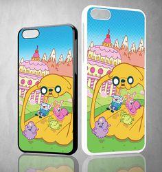 Adventure Time Totem Y1320 iPhone 4S 5S 5C 6 6Plus, iPod 4 5, LG G2 G3 Nexus 4 5, Sony Z2 Case