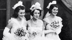 Kathleen, Rose and Rosemary Kennedy John Kennedy, Kathleen Kennedy, Rosemary Kennedy, Matou, Greatest Presidents, History Photos, Jfk, Old Photos, The Past