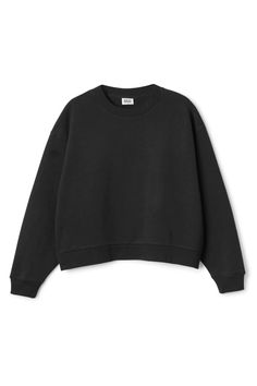 Huge Cropped Sweater