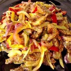 Egy finom Zöldséges-mustáros sertésragu ebédre vagy vacsorára? Zöldséges-mustáros sertésragu Receptek a Mindmegette.hu Recept gyűjteményében!