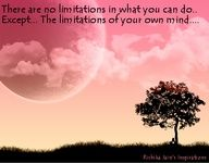 There are no limitations in what you can do. http://ibourl.com/1hq0  #jointorit #inspiration # iLA