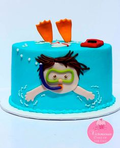 Your little boy's birthday coming up? Don't worry about the cake; we have brilliant birthday cake inspirations for boys here!