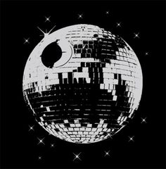 Star Wars meets Saturday Night Fever.