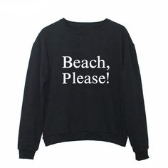 Beach Please! Sweater