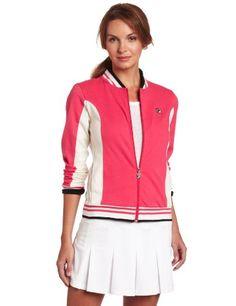 Fila Women's Cotton Borg Jacket « Impulse Clothes