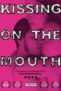 Kissing on the mouth (2005) This film is a portrait of four young people who struggle with intimacy and relationships in their lives after college. This film is raw and explicit, and shot as a documentary. The image and sound are not necessarily synchronized, which makes the film not always easy to follow (Wember's Bild-Text-Schere). Among the visual nudity,  the sound of interviews are cut that not always support the image (or vice versa). This film is an interesting experiment. (imdb: 4.7)